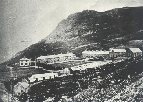 History Of Nant Gwrtheyrn Nant Gwrtheyrn