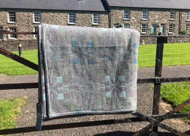 Nant Gwrtheyrn celebrates 40 years – introducing an original Welsh tapestry