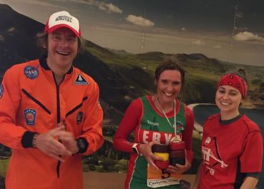 Rhys a Meinir Race