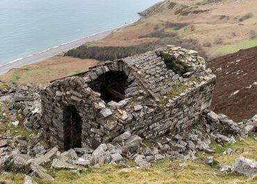 Powder House – a hidden gem at Porth y Nant