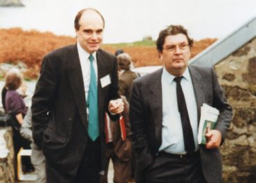 A tribute to the late John Hume by Dr Carl Clowes