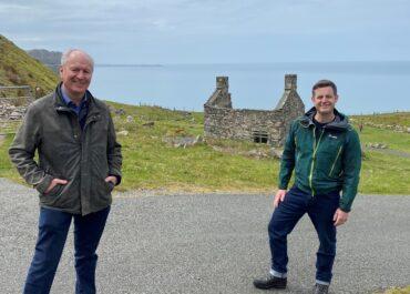 Countryfile visits Nant Gwrtheyrn