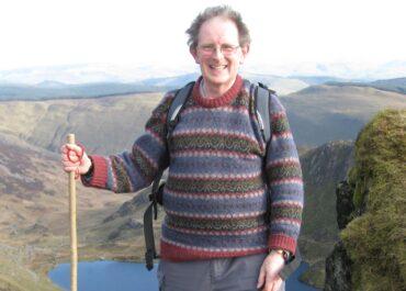 A Welsh pilgrimage inspires Edmund to learn Welsh